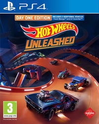 Hot Wheels Unleashed - Day One Edition - PlayStation 4
