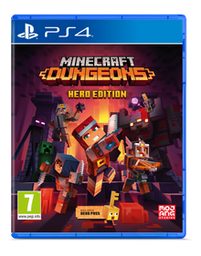 Minecraft Dungeons Hero Edition - PlayStation 4