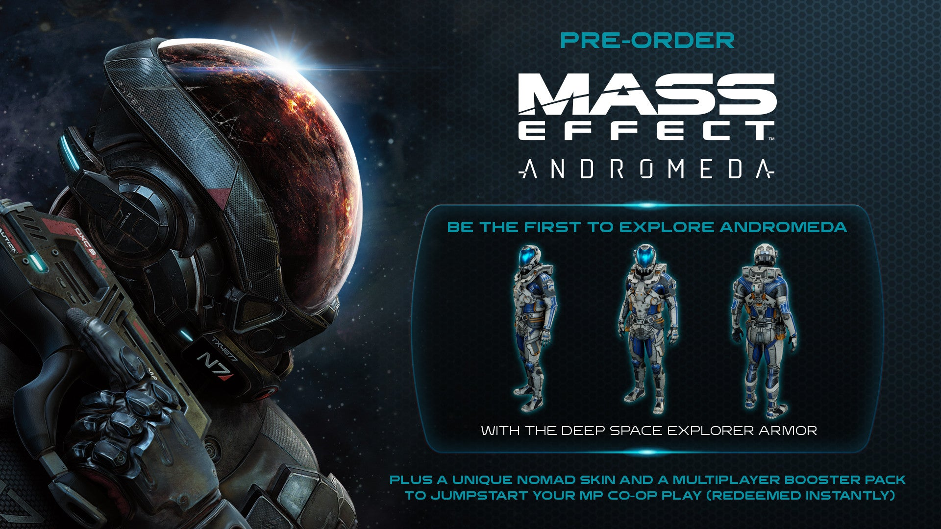 Mass Effect Andromeda PC - CIAB