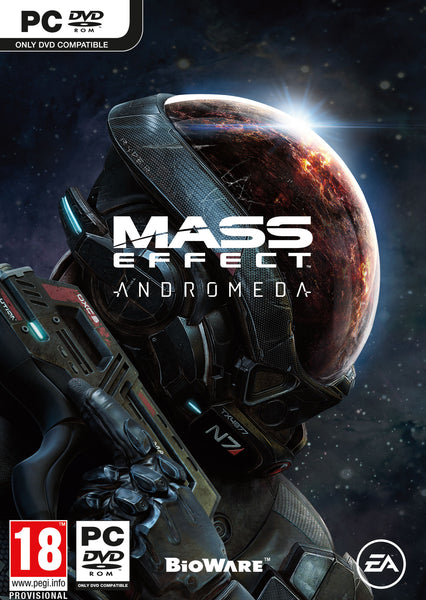 Mass Effect Andromeda PC - CIAB - Video Games by Electronic Arts The Chelsea Gamer