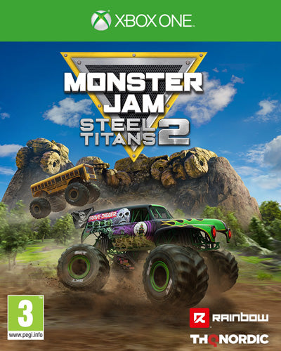 Monster Jam Steel Titans 2 - Xbox