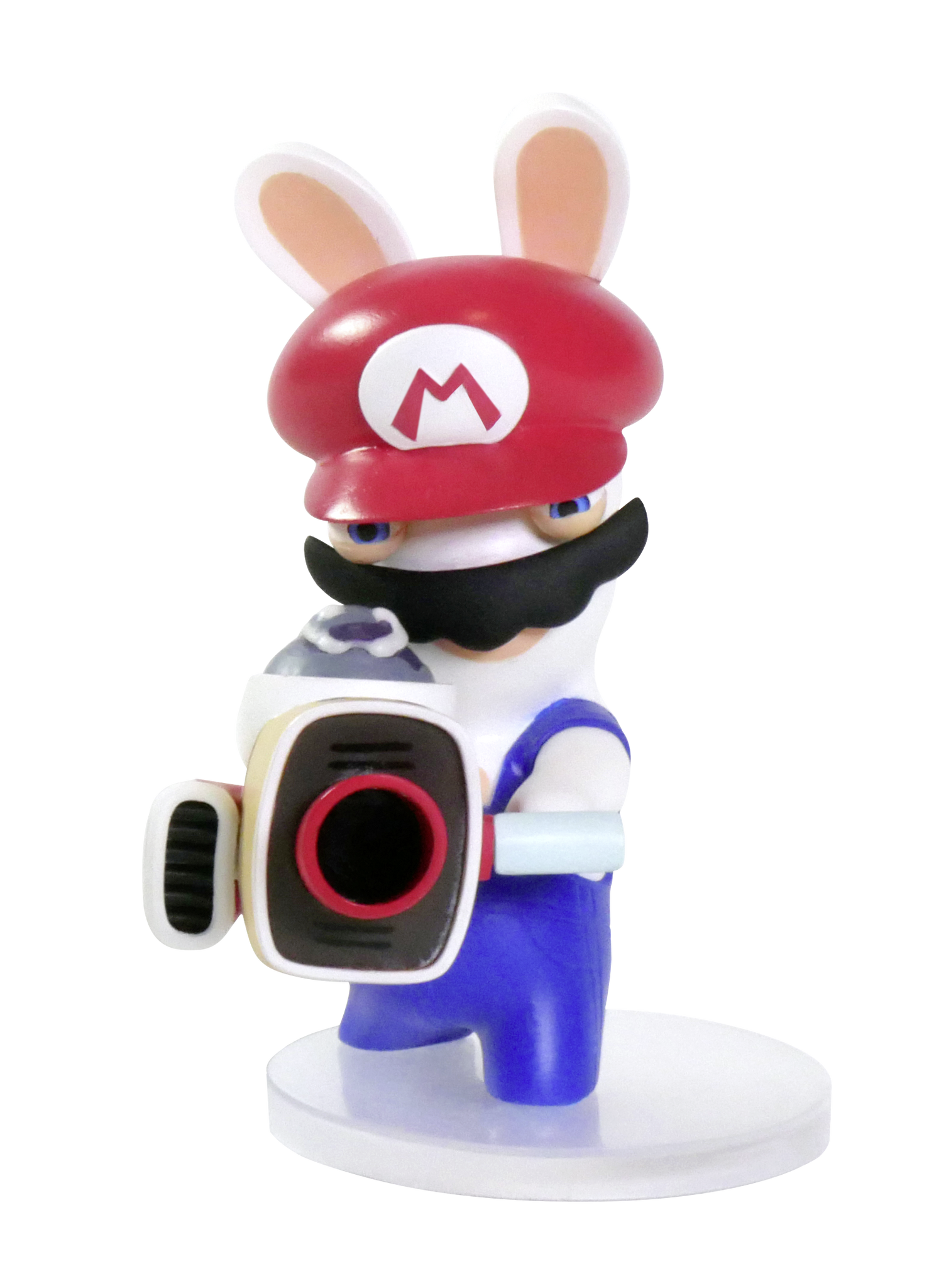 Mario + Rabbids Kingdom Battle: Rabbid Mario 3