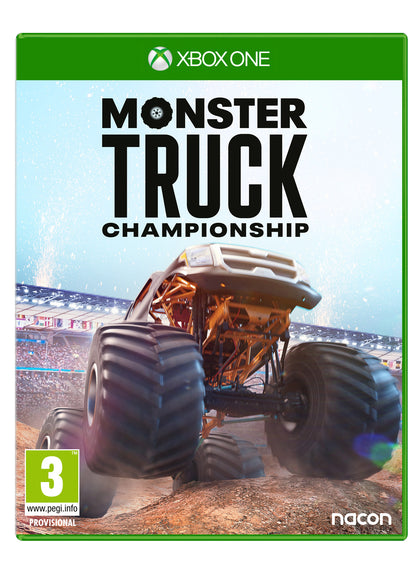 Monster Truck Championship - Xbox