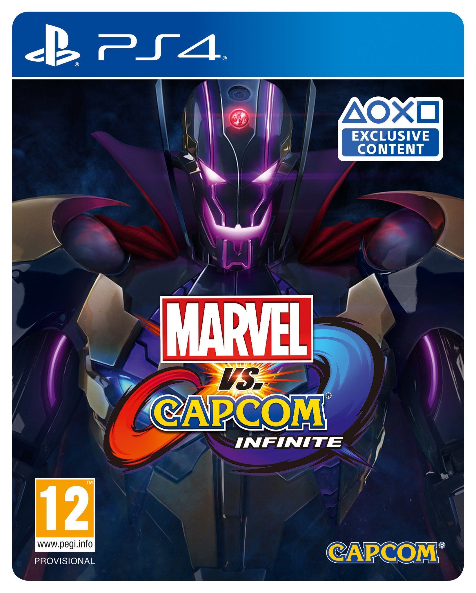 Marvel vs. Capcom: Infinite Deluxe Edition - PS4