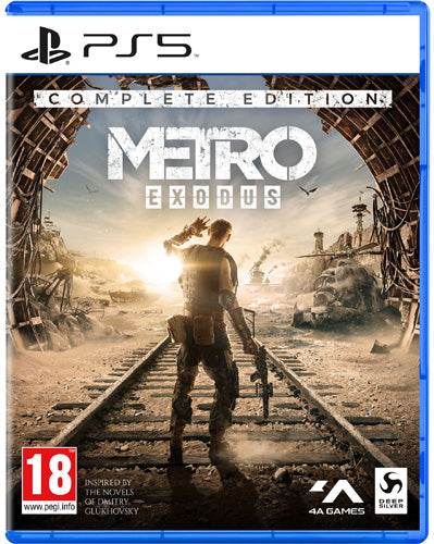 METRO EXODUS - Complete Edition - PlayStation 5