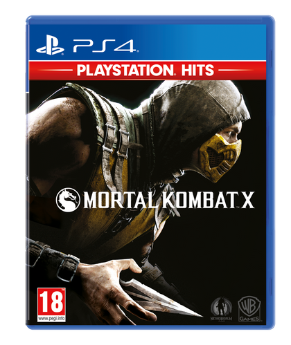 Mortal Kombat X - PlayStation Hits