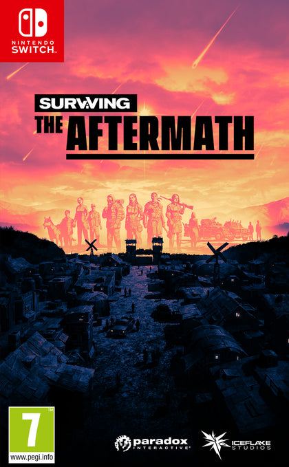 Surviving the Aftermath - Day One Edition - Nintendo Switch