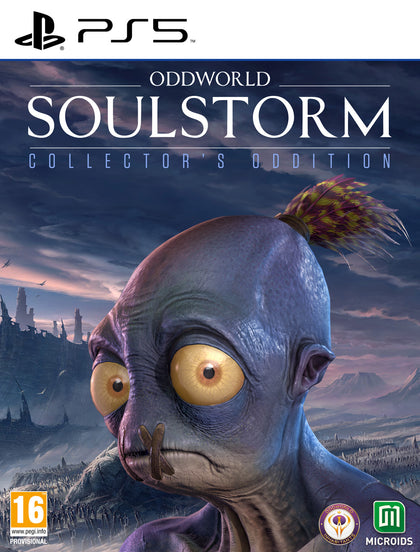 Oddworld Soulstorm: Collector's Oddition - PlayStation 5