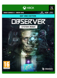Observer System Redux - Day One Edition - Xbox