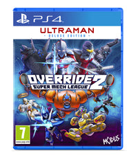 Override 2: Ultraman Deluxe Edition - PlayStation 4