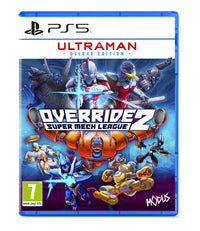 Override 2: Ultraman Deluxe Edition - PlayStation 5