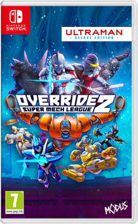 Override 2: Ultraman Deluxe Edition - Nintendo Switch