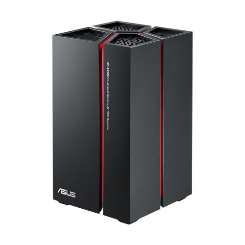 Asus Wireless AC1900 repeater with USB 3.0 and 5 Gigabit Ethernet ports - Networking by Asus The Chelsea Gamer