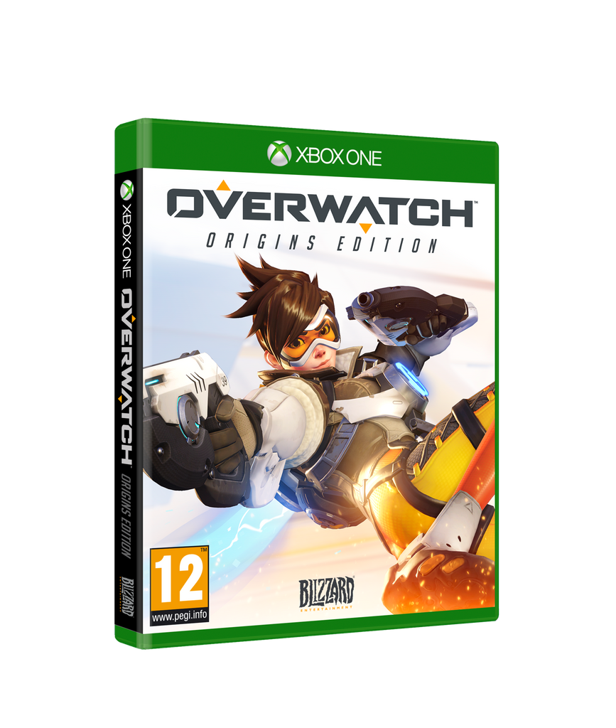 Overwatch Origins Edition Xbox One - Video Games by ACTIVISION The Chelsea Gamer