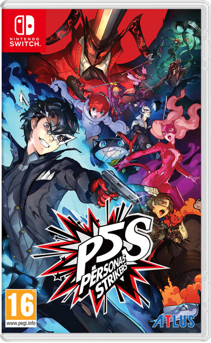 Persona® 5 Strikers - Nintendo Switch