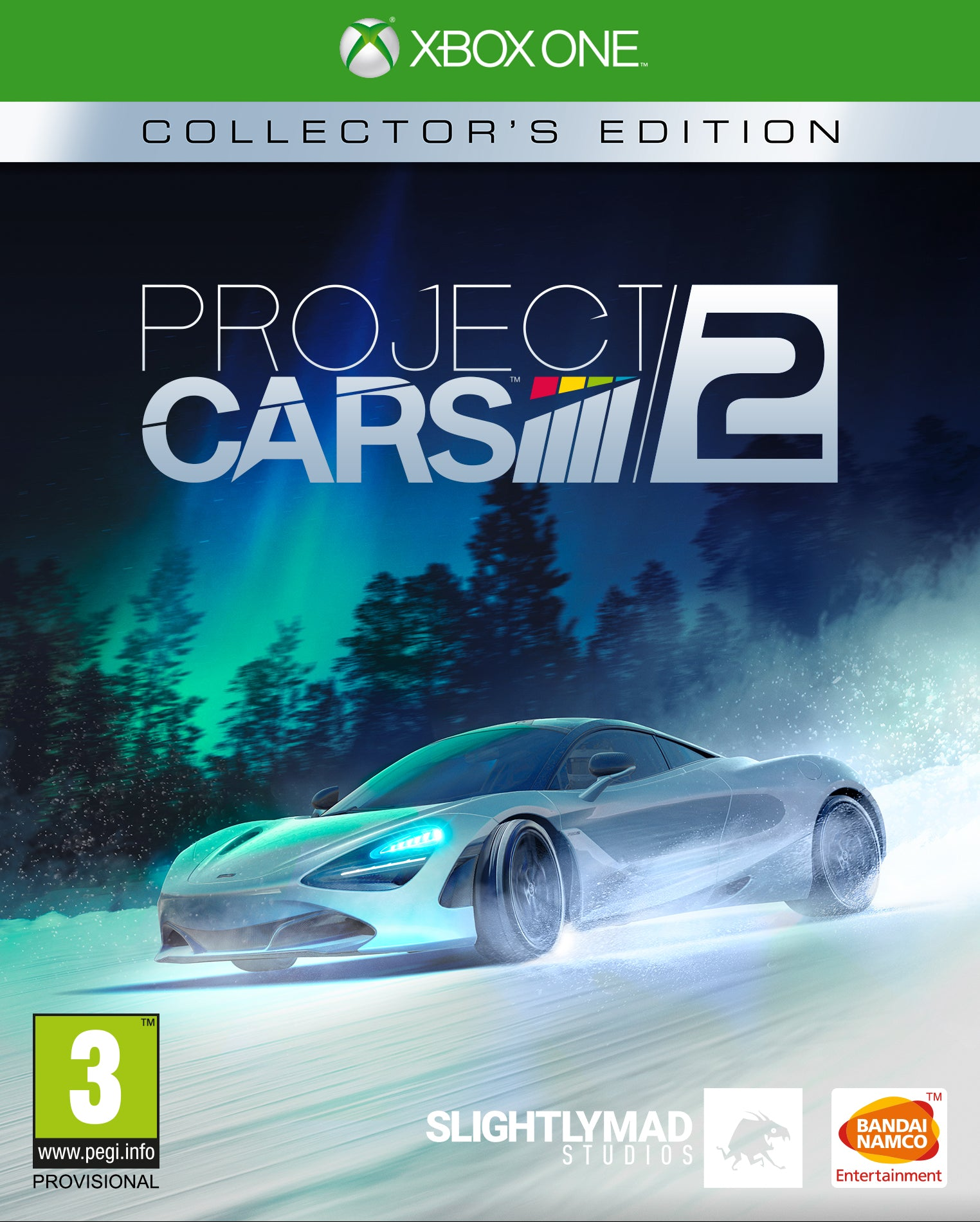 Project CARS 2 - Collectors Edition - Xbox One