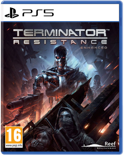 Terminator: Resistance Enhanced - PlayStation 5