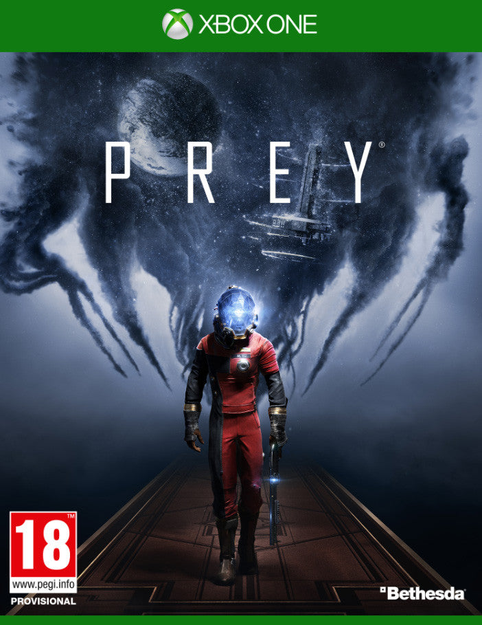 PREY - Xbox One - Video Games by Bethesda The Chelsea Gamer