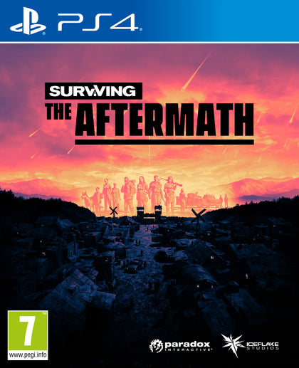 Surviving the Aftermath - Day One Edition - PlayStation 4