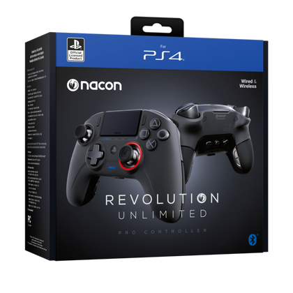 Revolution Unlimited Pro Controller