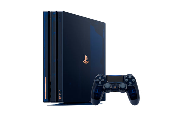 500 Million Limited Edition - PlayStation 4 Pro - 2TB Special Edition - Console pack by Sony The Chelsea Gamer