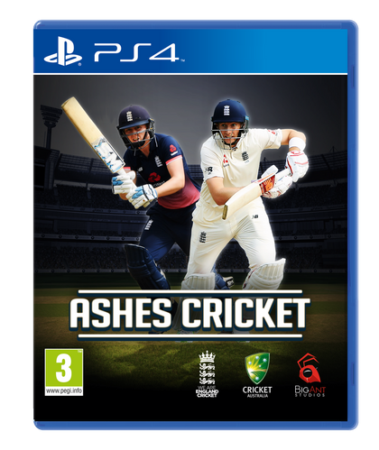 Ashes Cricket - Video Games by BigAnt The Chelsea Gamer