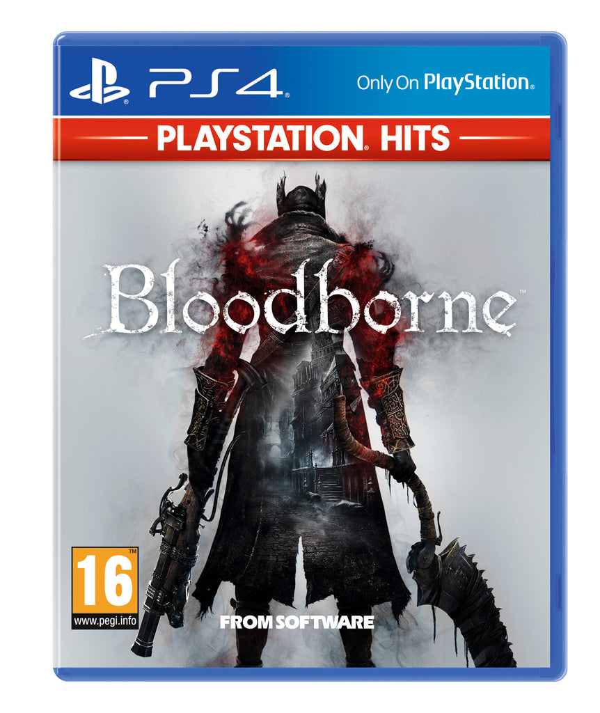 Bloodborne  - PlayStation Hits - Video Games by Sony The Chelsea Gamer