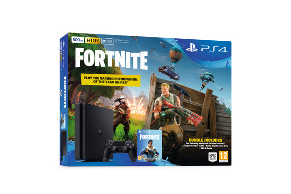 Sony PlayStation 4 - 500 GB Fortnite Bomber Pack