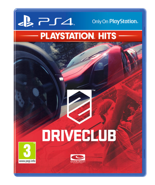 Driveclub  - PlayStation Hits - Video Games by Sony The Chelsea Gamer