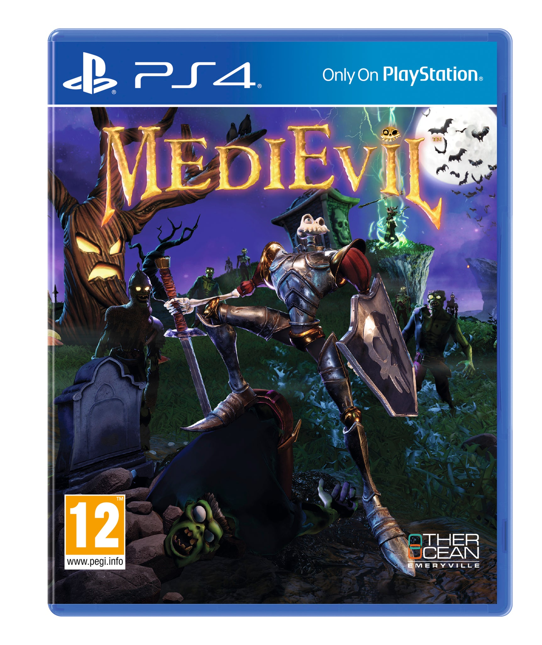 MediEvil – PlayStation 4 Exclusive