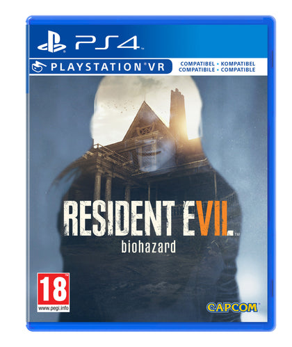 Resident Evil 7 Biohazard - PS4 - Video Games by Capcom The Chelsea Gamer
