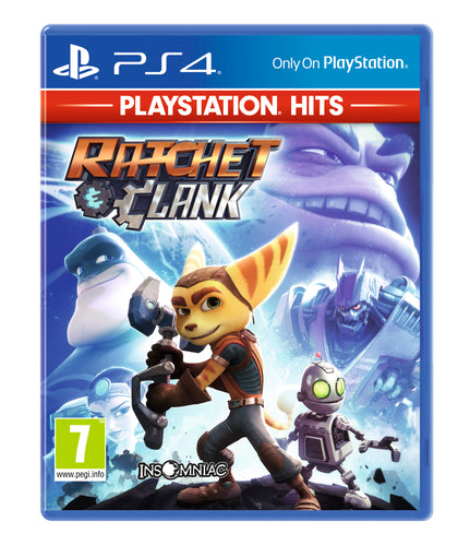 Ratchet & Clank  - PlayStation Hits