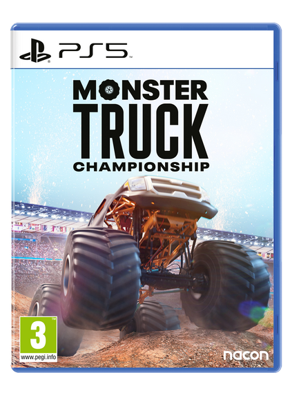 Monster Truck Championship - PlayStation 5
