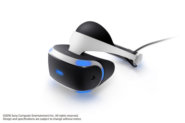 Sony PlayStation® VR Headset - Console Accessories by Sony The Chelsea Gamer
