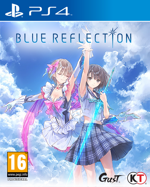 Blue Refletion - PS4 - Video Games by Koei Tecmo Europe The Chelsea Gamer