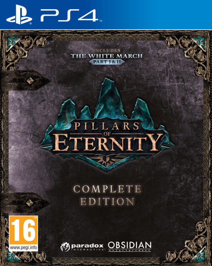 Pillars of Eternity Complete Edition - PS4