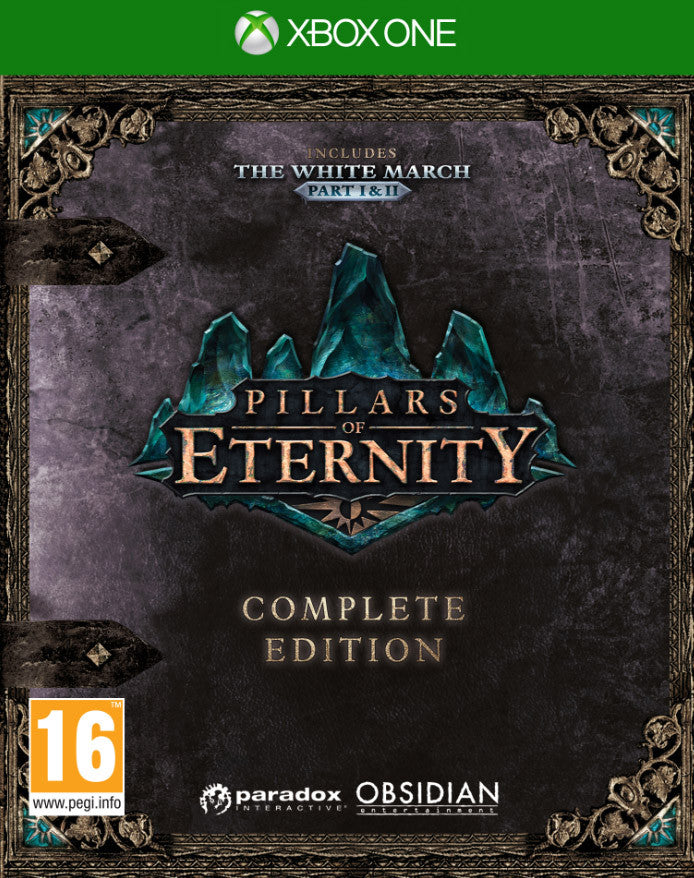 Pillars of Eternity Complete Edition - Xbox One