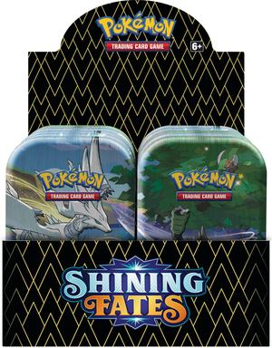 Pokémon - Shinning Fates Mini Tin - Sword and Shield 4.5