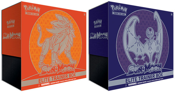 Pokemon Trading Card Game - Sun & Moon Trainer Box - merchandise by Pokemon The Chelsea Gamer