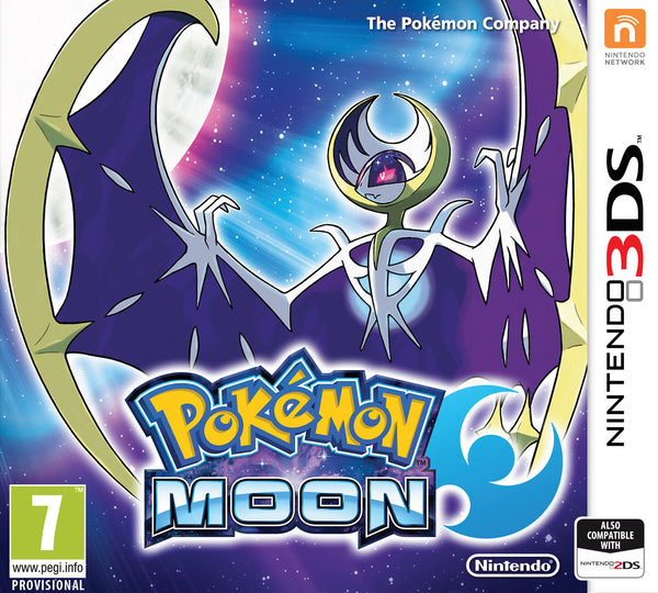 Pokemon Moon - Video Games by Nintendo The Chelsea Gamer