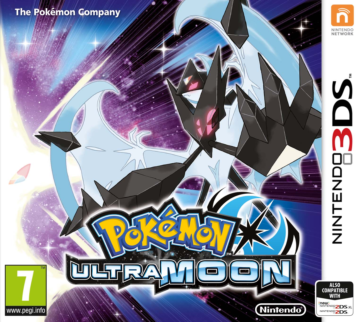 Pokemon Ultramoon Steelbook Edition- 3DS