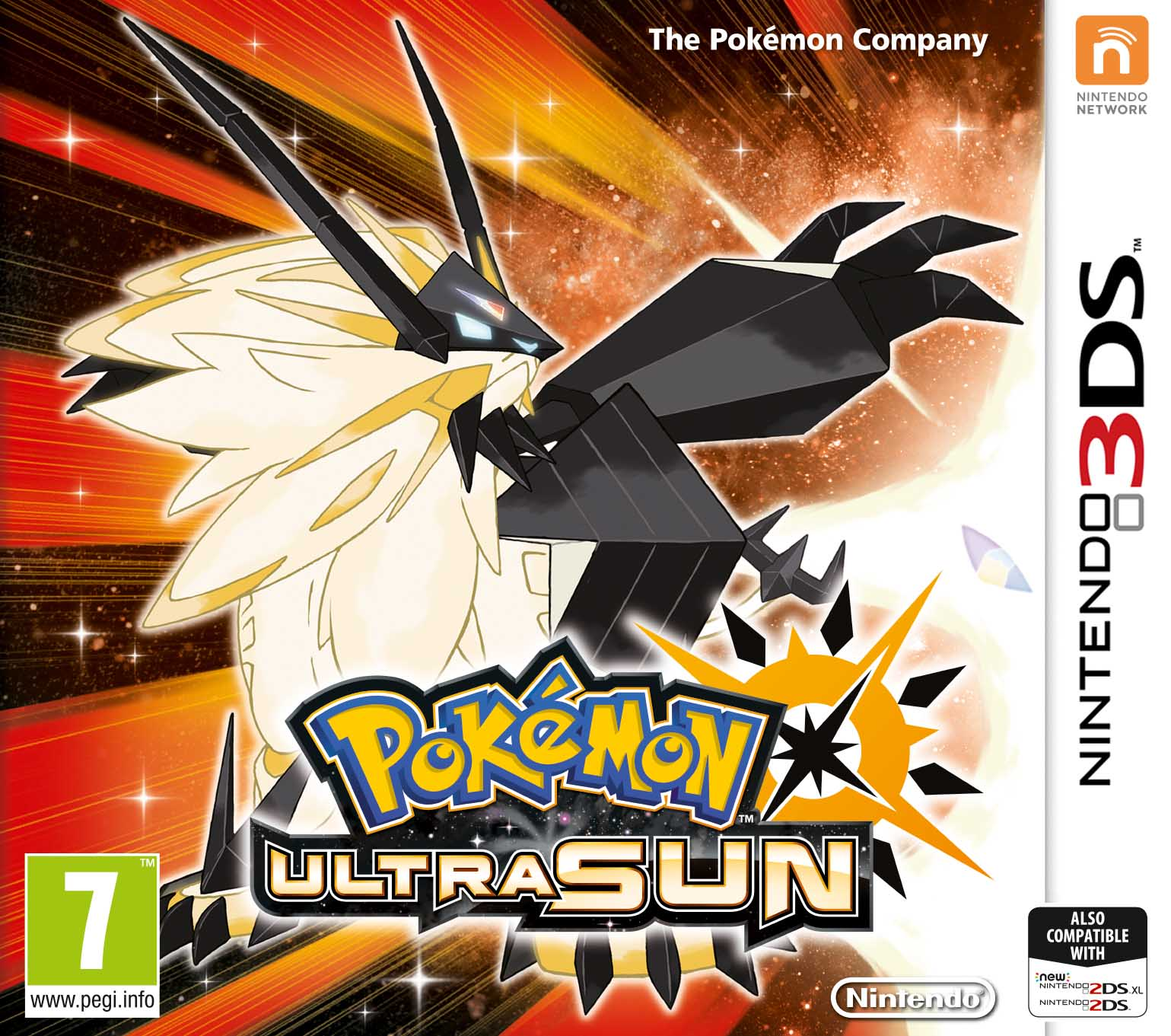 Pokemon Ultrasun - 3DS