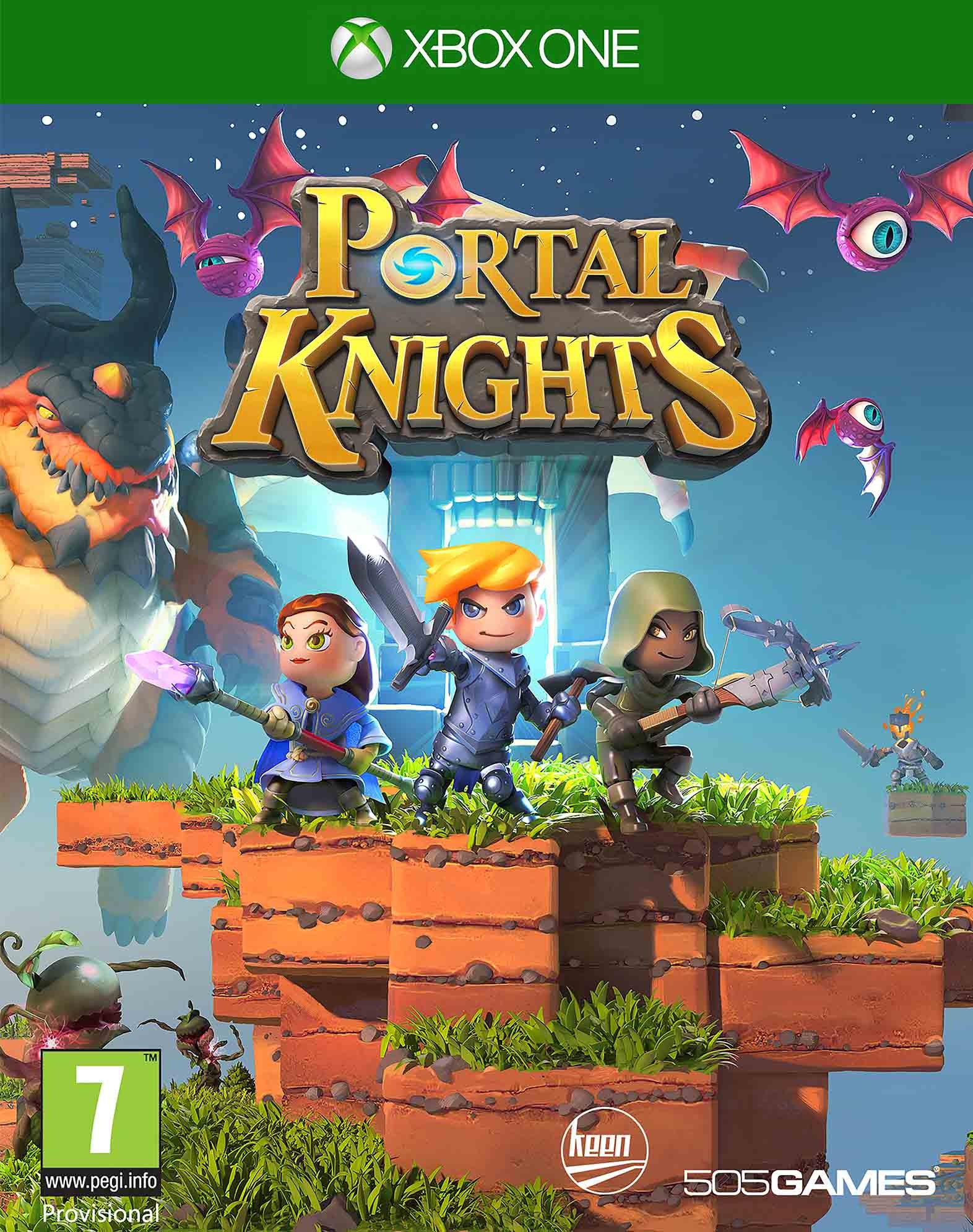 Portal Knights - Xbox One - Video Games by 505 Games The Chelsea Gamer
