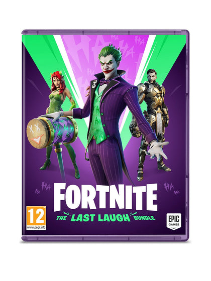 Fortnite - The Last Laugh - Bundle