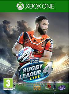 Rugby League Live 4 - Xbox One