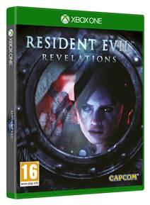 Resident Evil Revelations HD Remake - Xbox One