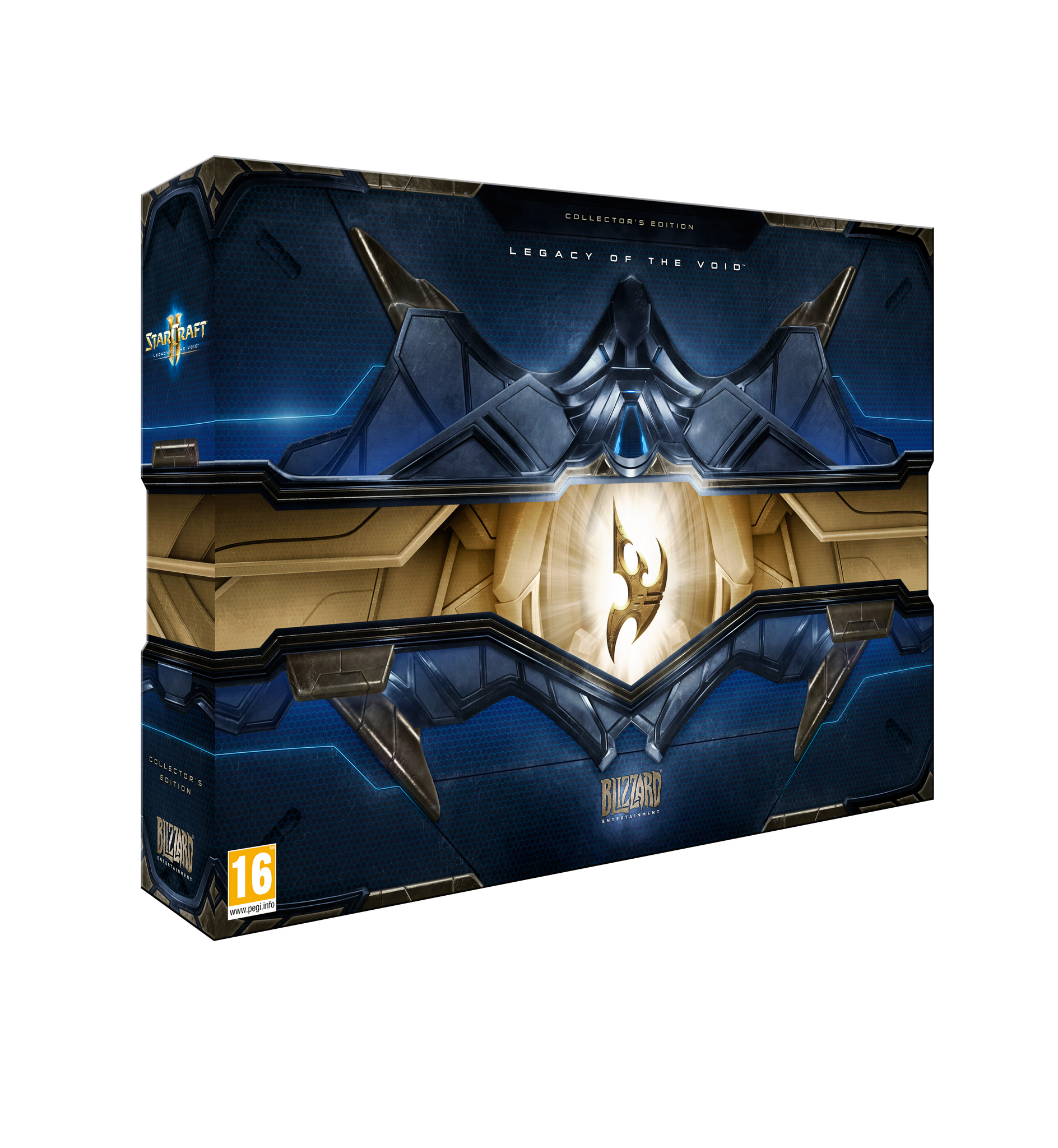 StarCraft® II: Legacy of the Void™ - PC - Collectors Edition
