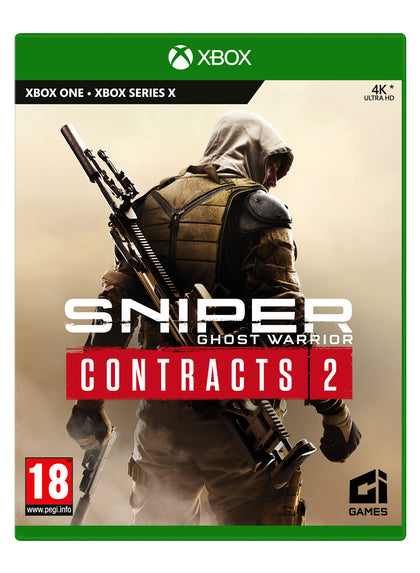 Sniper Ghost Warrior Contracts 2 - Xbox