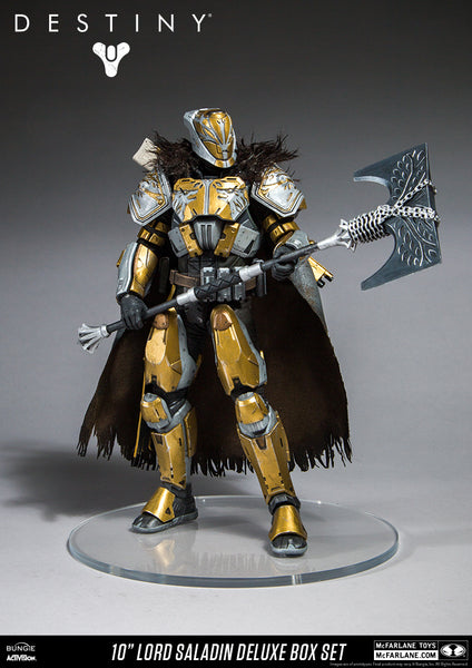 Destiny - Lord Saladin Action Figure, 10-Inch - merchandise by MacFalane The Chelsea Gamer