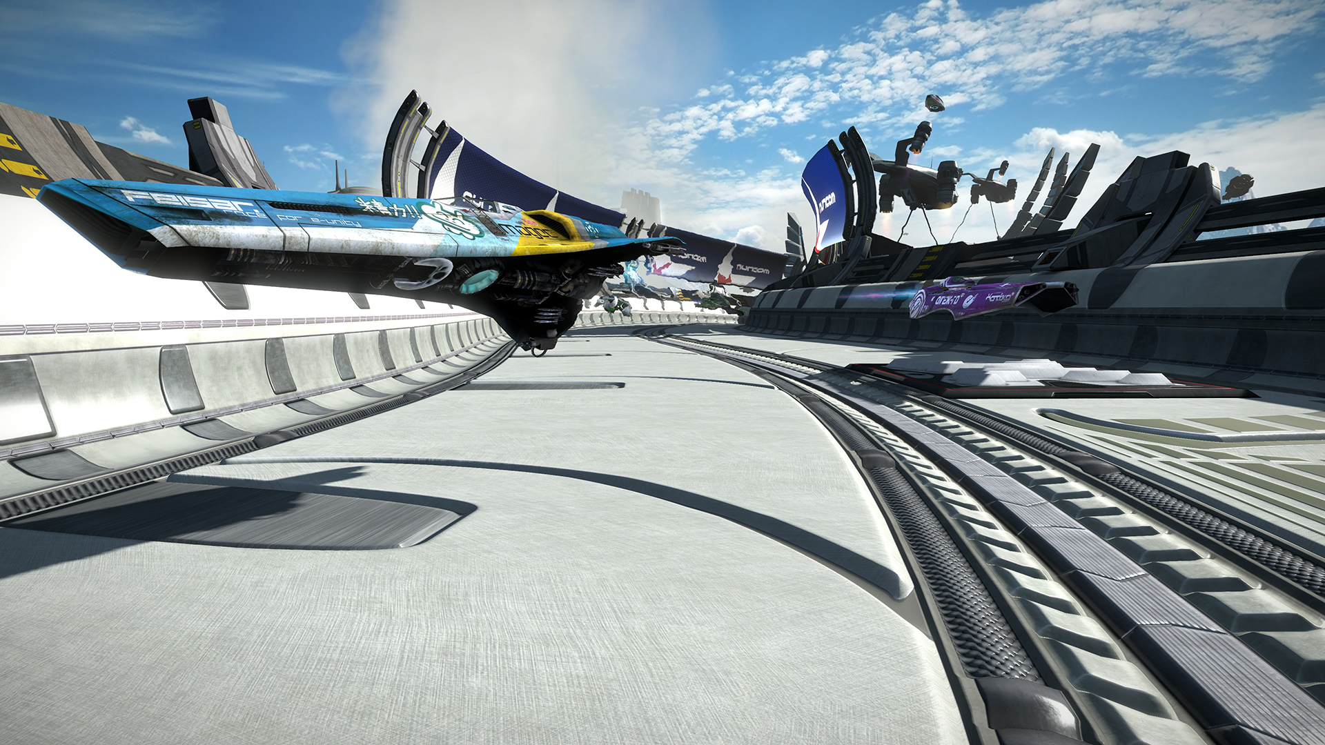 Wipeout - Omega Collection - PS4